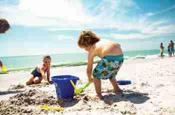 6 melhores praias para ir com crianças em Santa Catarina