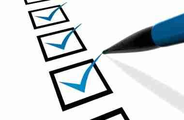 Check list – o caminho seguro para negociar suas milhas