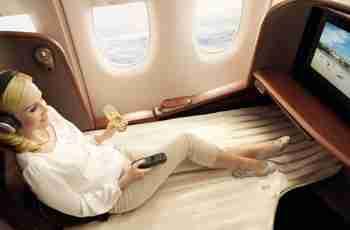 Viaje de classe executiva por preços incríveis. Emita sua passagem conosco!